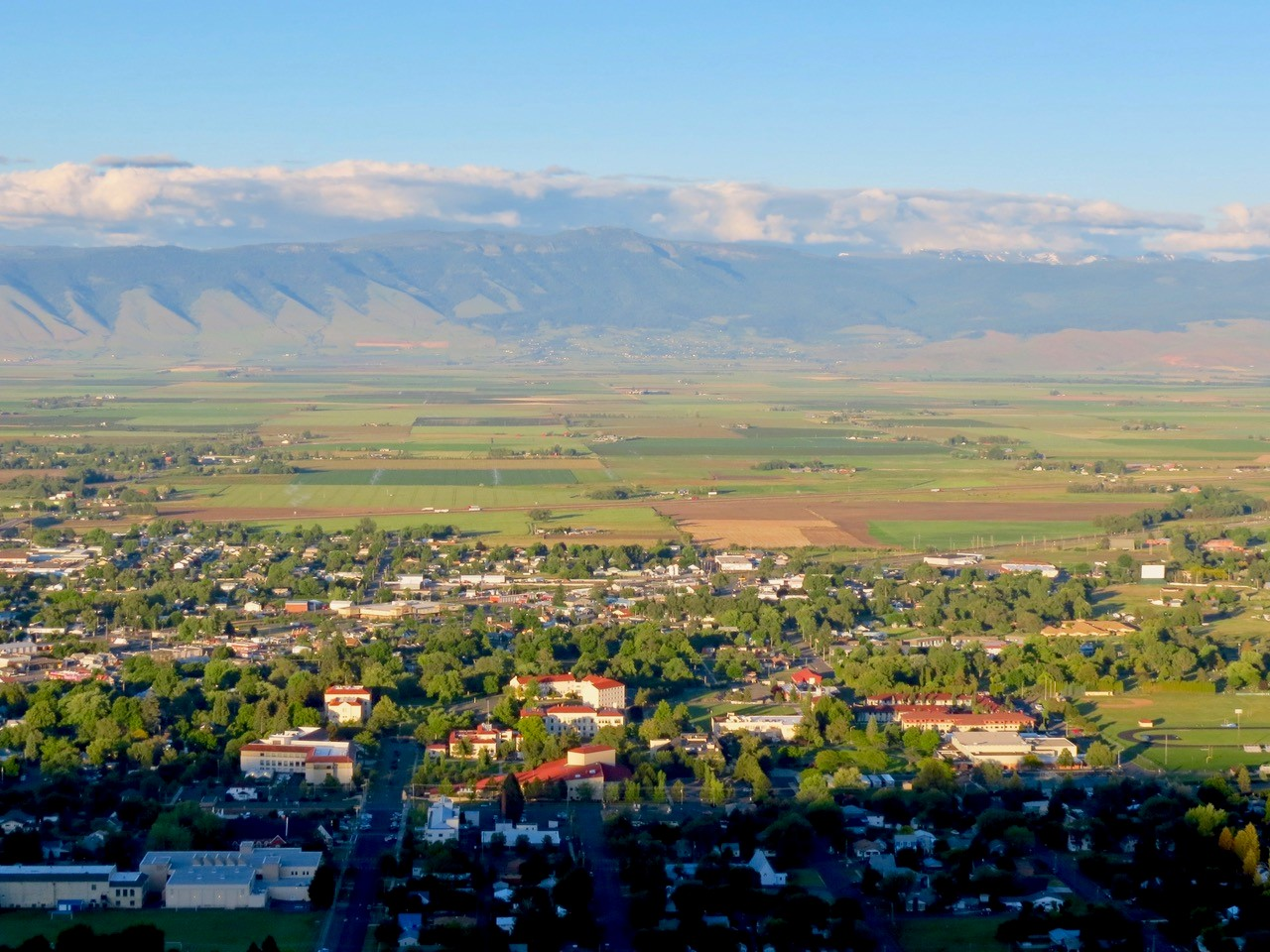 City of La Grande Oregon
