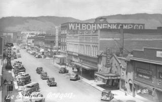 Adams Avenue 1939