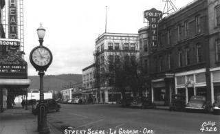 Adams Avenue 1942 Historic Clock