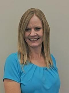 Anita Zink, Human Resource Specialist