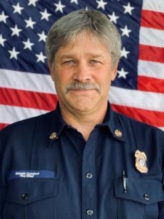Emmitt Cornford, Fire Chief