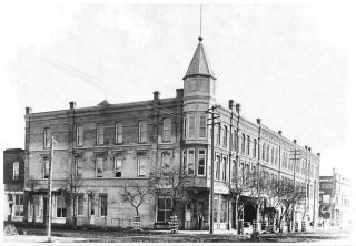 Historic Foley Hotel