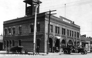 Historic La Grande Fire Hall - Museum
