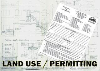 Land Use Permitting