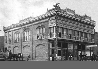 Slater Building 1898