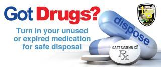 Prescription Drug Take Back Image
