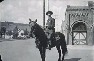 LGPD Marshal John H. McLachlen